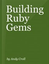 Building Ruby Gems Cover